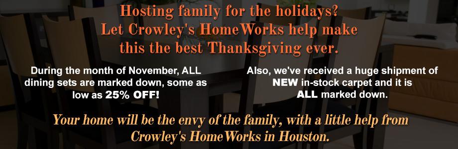 Crowley's HomeWorks